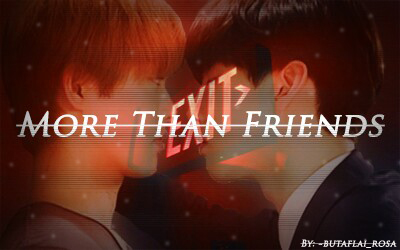 Fanfic / Fanfiction More Than Friends