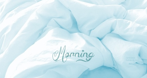 Fanfic / Fanfiction Morning
