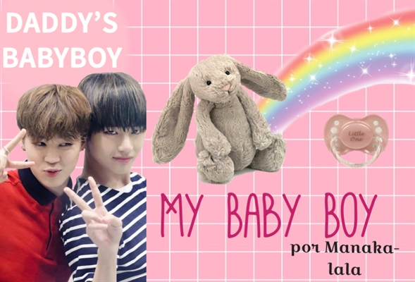 Fanfic / Fanfiction My baby boy