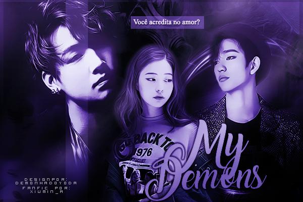 Fanfic / Fanfiction My Demons - Imagine JB (GOT7)