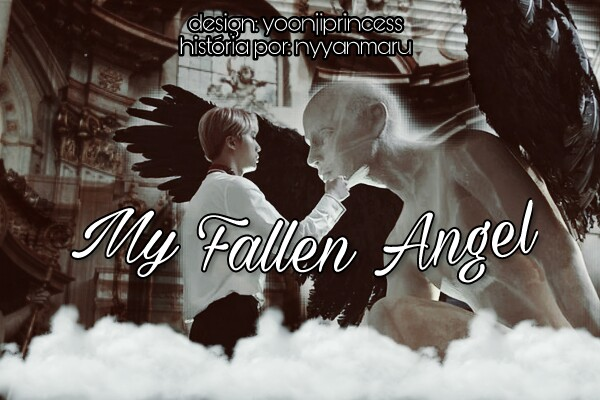 Fanfic / Fanfiction My Fallen Angel Seokjin [ Em correção ]