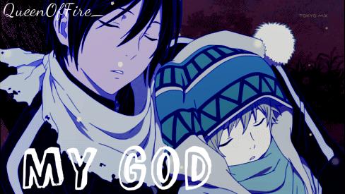 Fanfic / Fanfiction My God