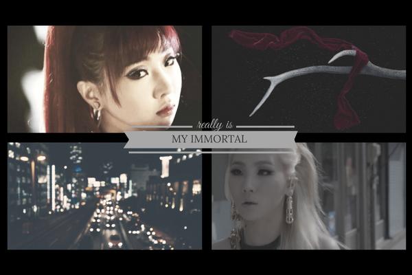 Fanfic / Fanfiction My Immortal