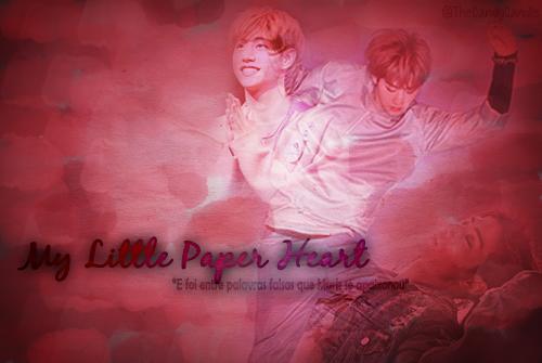 Fanfic / Fanfiction My Little Paper Heart
