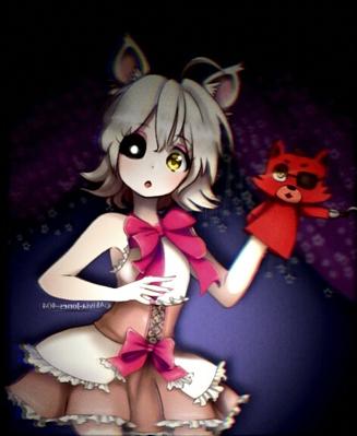 Fanfic / Fanfiction My Little Red Fox - Fangle