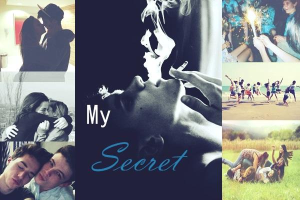 Fanfic / Fanfiction My Secrets - Interativa