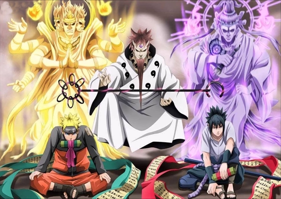 Fanfic / Fanfiction Naruto o inicio.