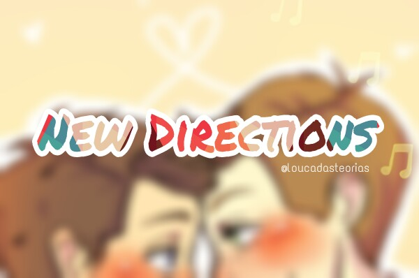 Fanfic / Fanfiction New Directions - Destiel AU