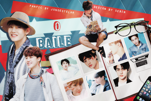 Fanfic / Fanfiction O Baile ( imagine com jimin, Sehun, Kai, Taehyung, Hoseok)