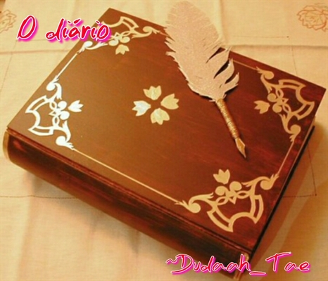 Fanfic / Fanfiction O diário... (Hiatus)