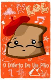 Fanfic / Fanfiction O diário de um pão