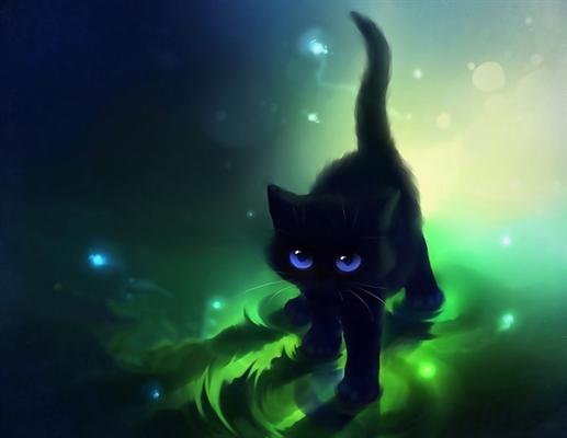 Fanfic / Fanfiction O gato e o peixe