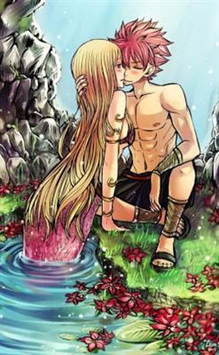 Fanfic / Fanfiction O pirata e a sereia