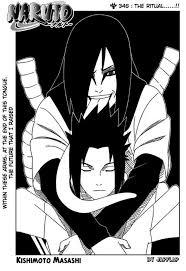 Fanfic / Fanfiction O treinamento de sasuke