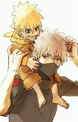 Fanfic / Fanfiction Pai e filho – Naruto Hatake Kakashi Hatake
