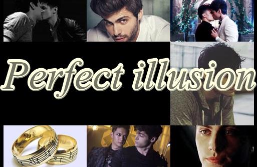 Fanfic / Fanfiction Perfect illusion (malec)