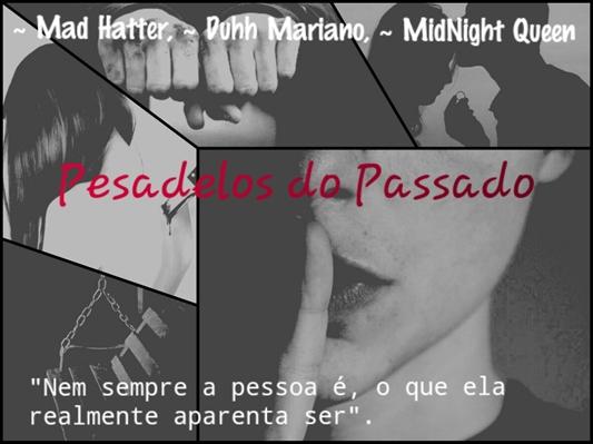 Fanfic / Fanfiction Pesadelos do Passado (BTS Fic)