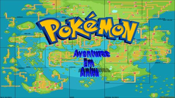 Fanfic / Fanfiction Pokémon Aventuras em Anku