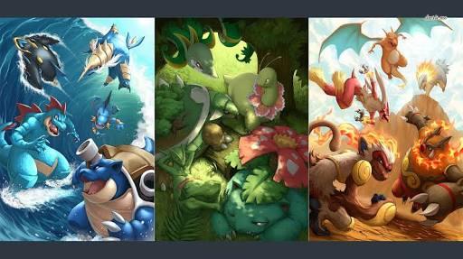 Fanfic / Fanfiction Pokémon School Of Dreams (Interativa)