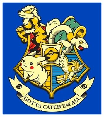 Fanfic / Fanfiction Hogwarts - Uma História Pokémon