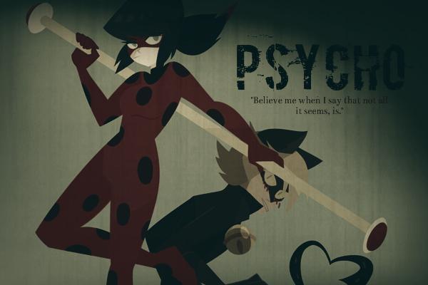 Fanfic / Fanfiction Psycho