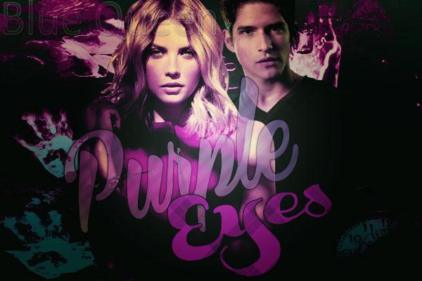 Fanfic / Fanfiction Purple Eyes
