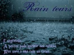 Fanfic / Fanfiction Rain tears