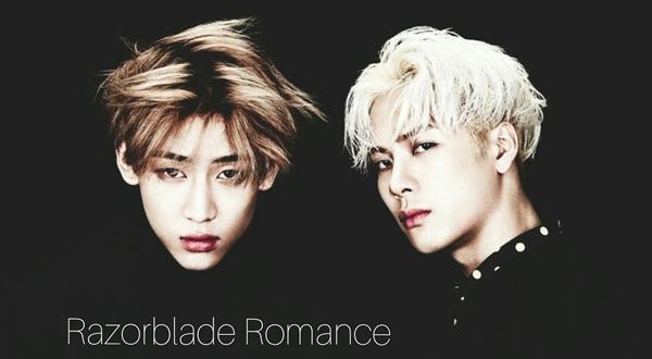 Fanfic / Fanfiction Razorblade Romance