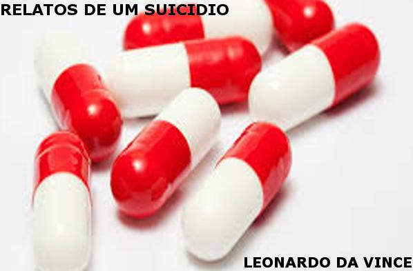 Fanfic / Fanfiction Relatos de um suicídio