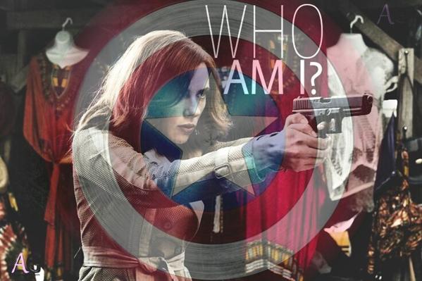 Fanfic / Fanfiction Romanogers: Who am I?