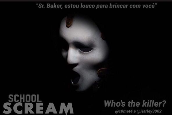 Fanfic / Fanfiction Scream School - Interativa