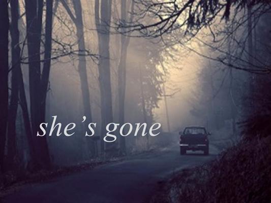 Fanfic / Fanfiction She's Gone