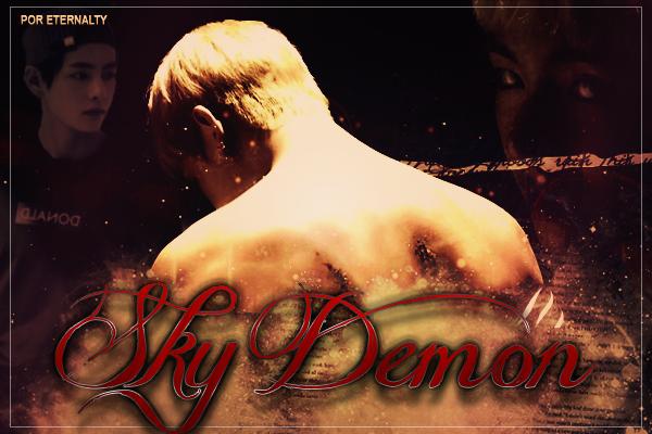 Fanfic / Fanfiction Sky Demon (Imagine V)