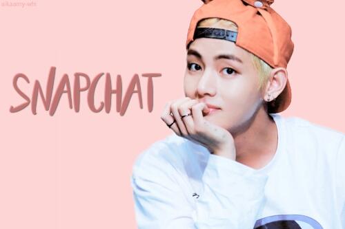 Fanfic / Fanfiction {snapchat} + vhope (editando)