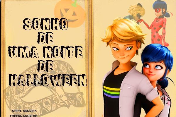 Fanfic / Fanfiction Sonho de uma noite de Halloween
