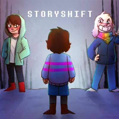Fanfic / Fanfiction Storyshift - no começo novamente