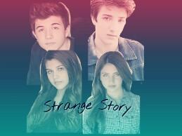 Fanfic / Fanfiction Strange History