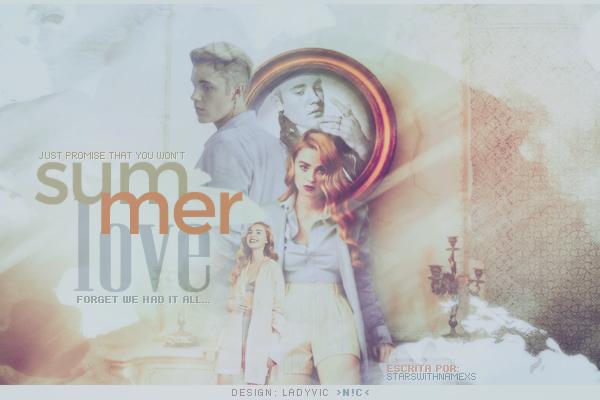 Fanfic / Fanfiction Summer Love