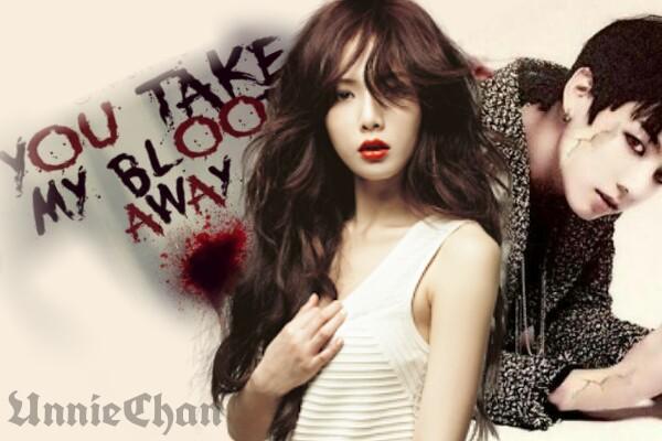 Fanfic / Fanfiction Take My Blood Away