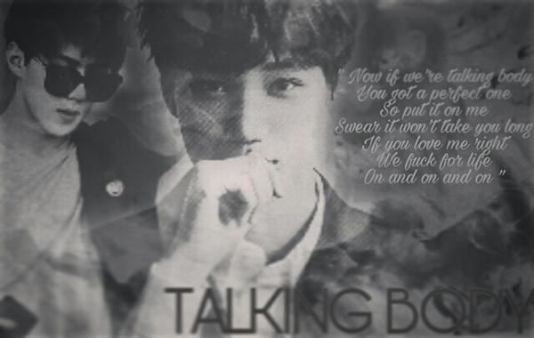 Fanfic / Fanfiction Talking body