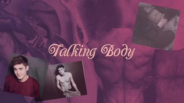 Fanfic / Fanfiction Talking Body (Imagine Hot com Sammy Wilkinson)