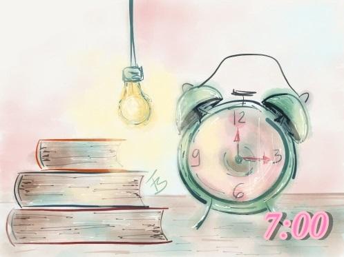Fanfic / Fanfiction The 7:00