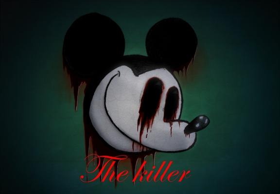 Fanfic / Fanfiction The Killer