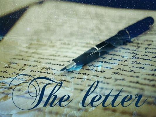 Fanfic / Fanfiction The letter