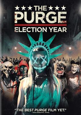 Fanfic / Fanfiction The Purge (Uma Noite De Crime) Interativa