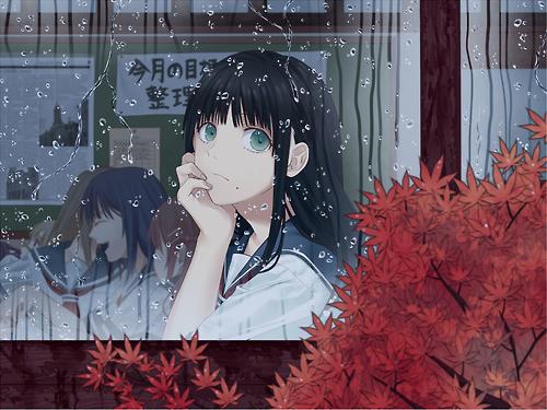 Fanfic / Fanfiction The Rain