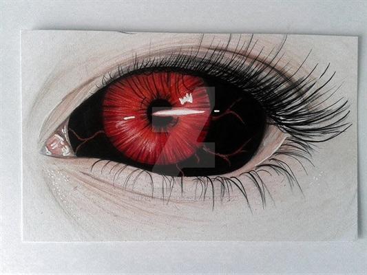 Fanfic / Fanfiction The Red Eyes- O começo depois do fim