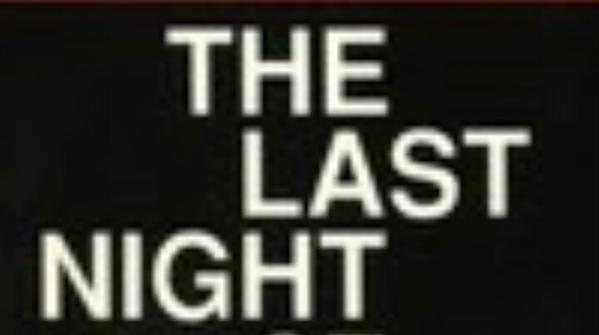Fanfic / Fanfiction TLN - The Last Nigth
