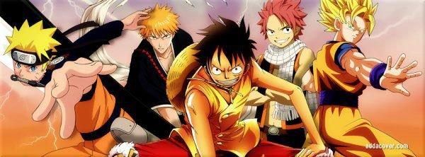 Fanfic / Fanfiction Todo mundo louco - Universos de animes famosos