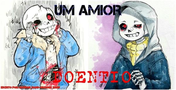 Fanfic / Fanfiction Um Amor Doentio-(MurderXHorror)